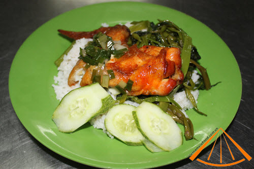 fried_chicken_with_boiled_rice