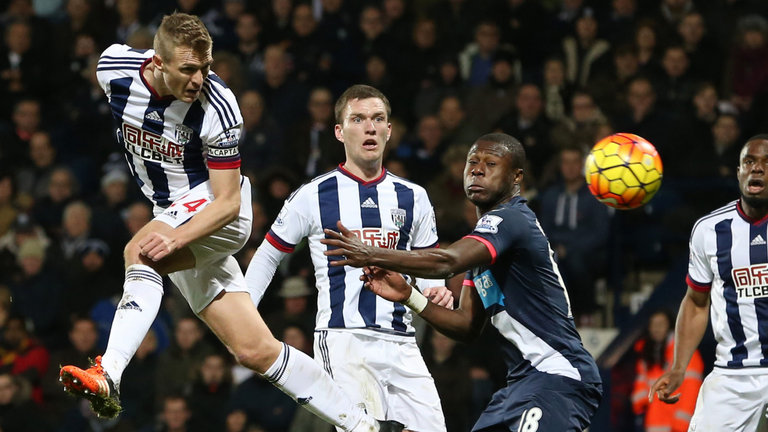 West Bromwich và Newcastle United