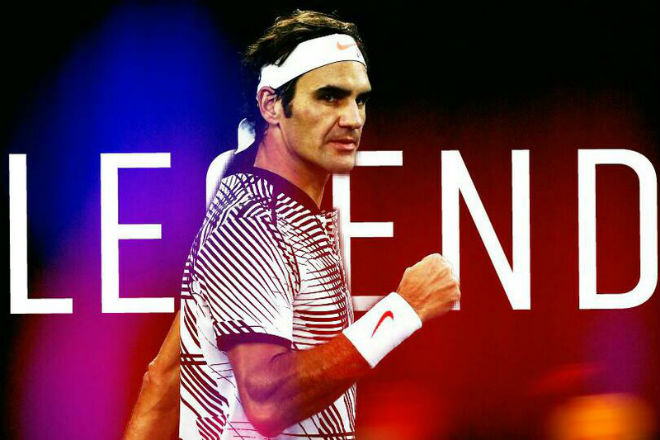 Hé lộ 3 năm bí ẩn của huyền thoại Federer
