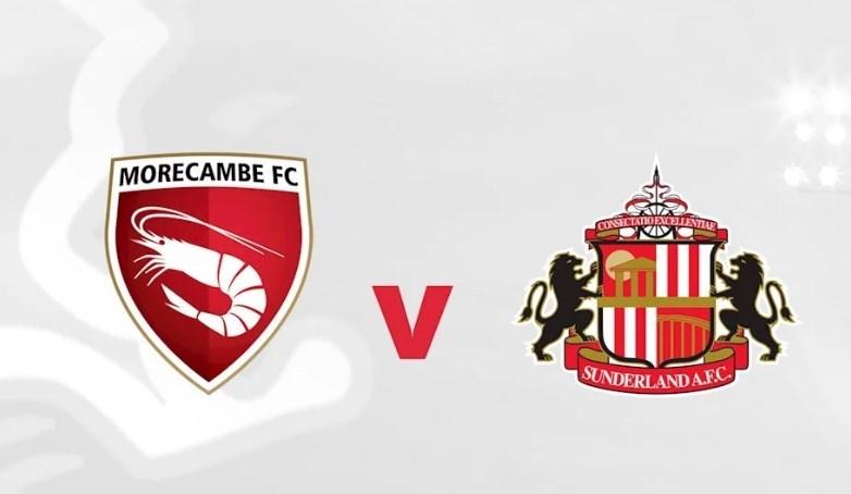 Nhận định Morecambe vs Sunderland