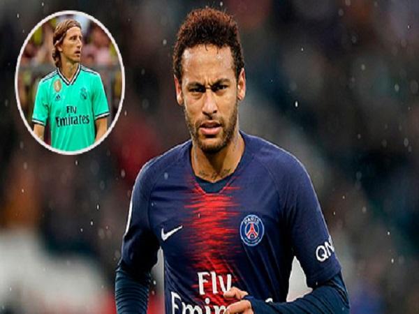 Real hỏi mua Neymar 120 triệu Euro