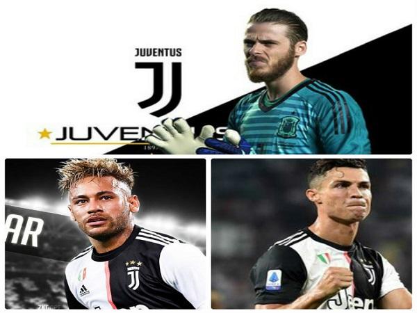 Juventus ủ mưu cuỗm De Gea miễn phí