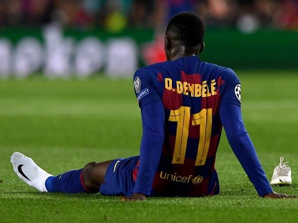Messi cảnh báo Dembele cần chuyên nghiệp hơn
