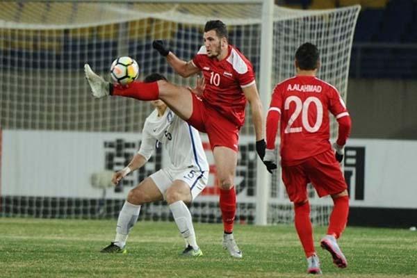 Nhận định trận đấu Trung Quốc vs Syria, vào lúc 21h00 thứ 5 ngày 14-11-2019