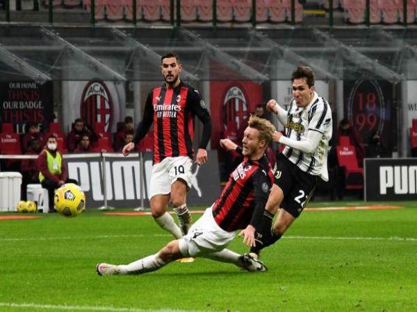 Tin thể thao trưa 7/1: Juventus đánh bại AC Milan tại San Siro