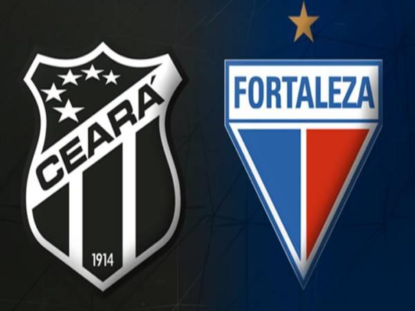 Soi kèo bóng đá giữa Ceará vs Fortaleza, 5h00 ngày 11/6