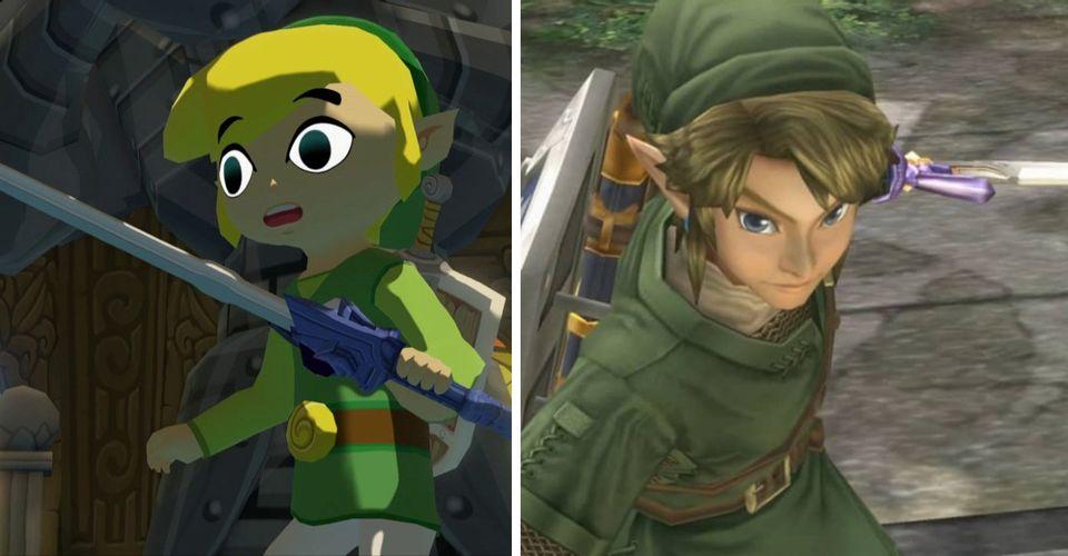 Zelda: The Wind Waker 2 Gần như xảy ra trước công chúa Chạng vạng