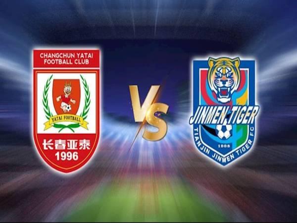 Nhận định Changchun YaTai vs Tianjin Tigers, 17h30 ngày 28/7