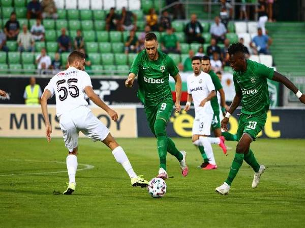 Thông tin trận đấu Ludogorets vs Mura, 1h ngày 22/7