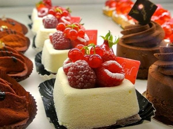 Mơ thấy bánh ngọt